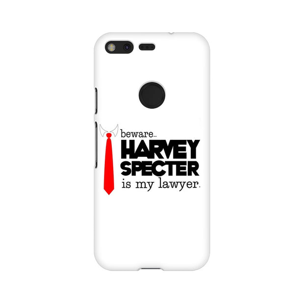 Google Pixel Harvey Spectre Is My Lawyer Suits Phone Cover & Case