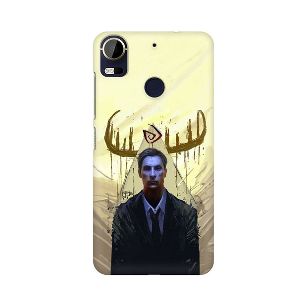 HTC 10 Pro True Detective Rustin Fan Art Phone Cover & Case