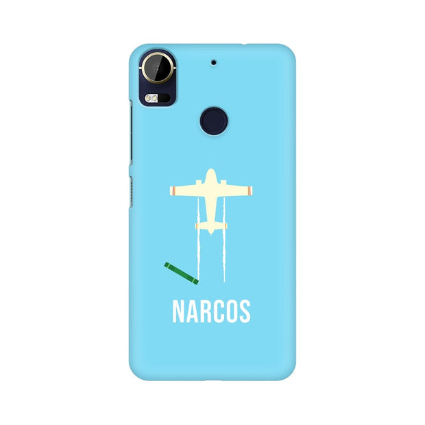 HTC 10 Pro Narcos TV Series  Minimal Fan Art Phone Cover & Case