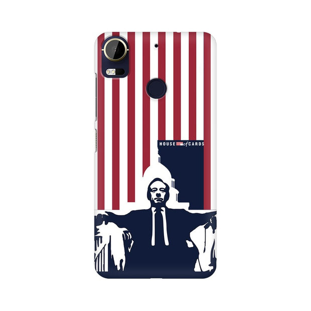 HTC 10 Pro House Of Cards Underwood On Chair Phone Cover & Case