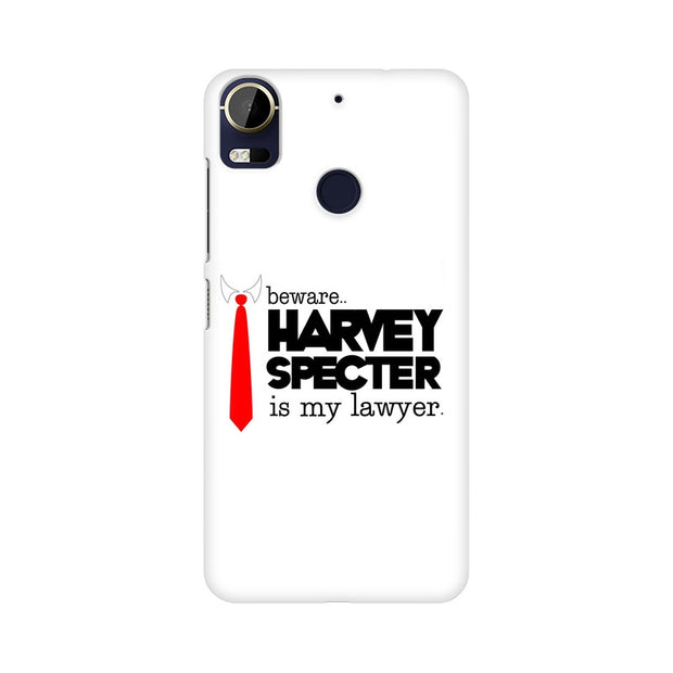 HTC 10 Pro Harvey Spectre Is My Lawyer Suits Phone Cover & Case