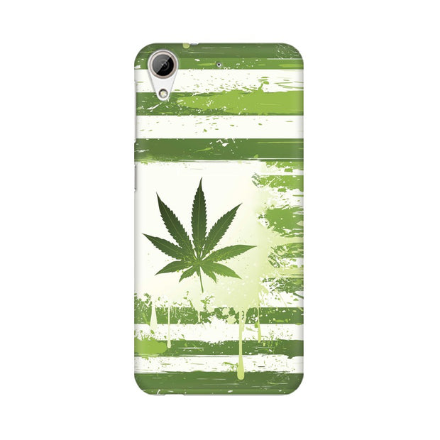 HTC Desire 626 Weed Flag  Phone Cover & Case