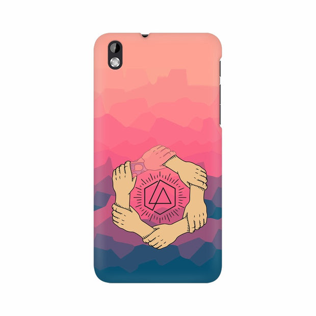 HTC Desire 816 Linkin Park Logo Chester Tribute Phone Cover & Case