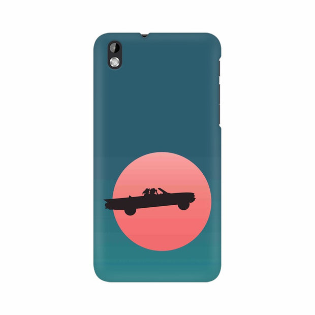 HTC Desire 816 Thelma & Louise Movie Minimal Phone Cover & Case