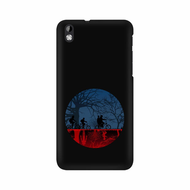 HTC Desire 816 Stranger Things Fan Art Phone Cover & Case