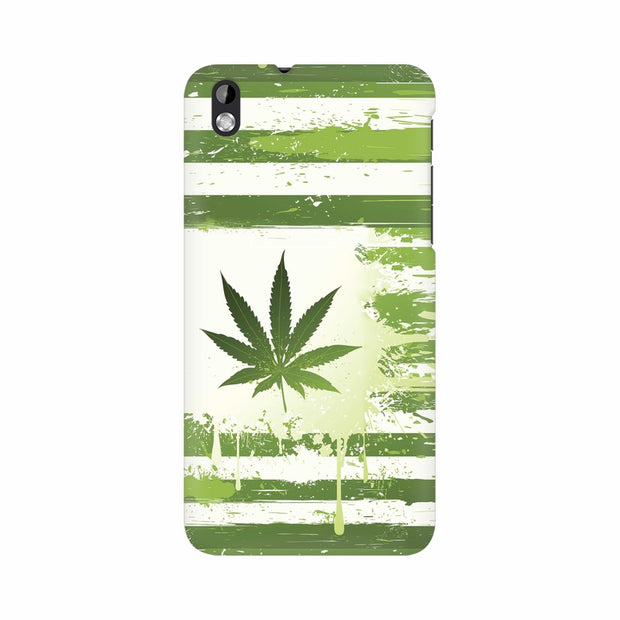 HTC Desire 816 Weed Flag  Phone Cover & Case