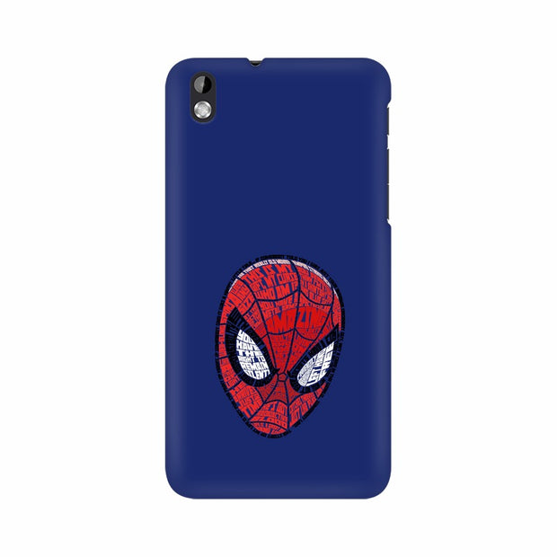 HTC Desire 816 Spider Man Graphic Fan Art Phone Cover & Case