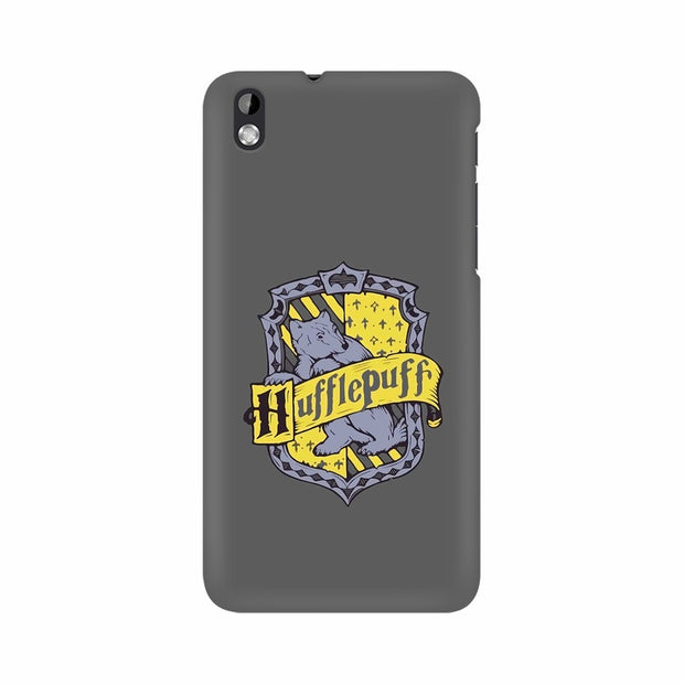 HTC Desire 816 Hufflepuff House Crest Harry Potter Phone Cover & Case