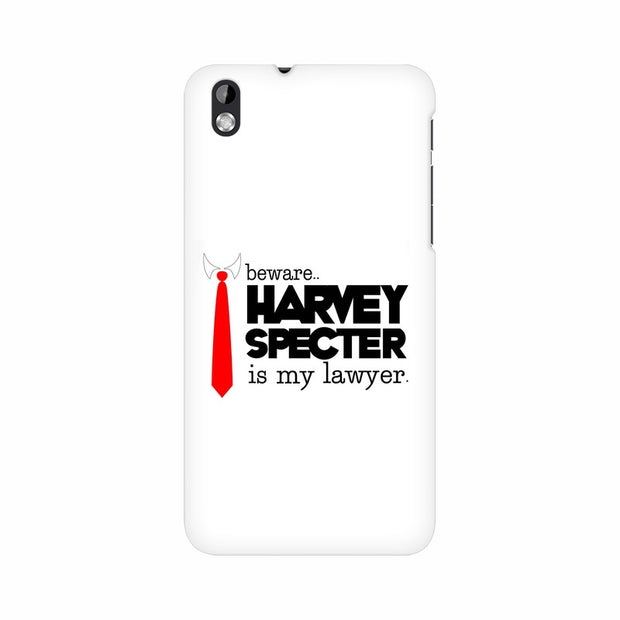 HTC Desire 816 Harvey Spectre Is My Lawyer Suits Phone Cover & Case