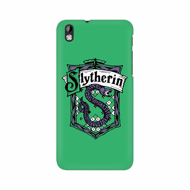 HTC Desire 816 Slytherin House Crest Harry Potter Phone Cover & Case