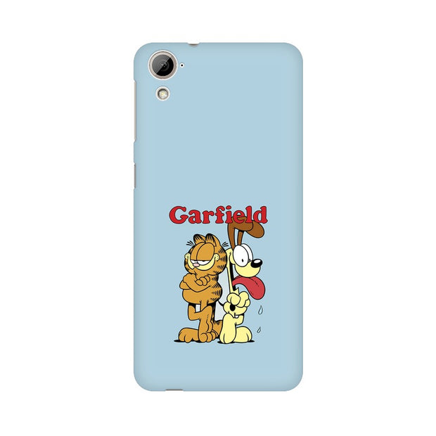 HTC Desire 820 Garfield & Odie Phone Cover & Case
