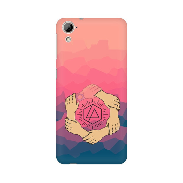HTC Desire 820 Linkin Park Logo Chester Tribute Phone Cover & Case