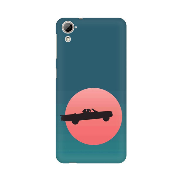 HTC Desire 820 Thelma & Louise Movie Minimal Phone Cover & Case