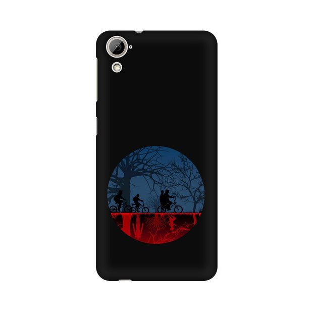 HTC Desire 820 Stranger Things Fan Art Phone Cover & Case