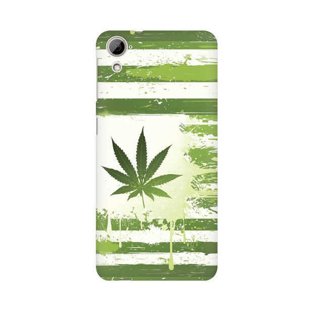 HTC Desire 820 Weed Flag  Phone Cover & Case