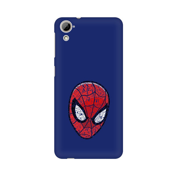 HTC Desire 820 Spider Man Graphic Fan Art Phone Cover & Case