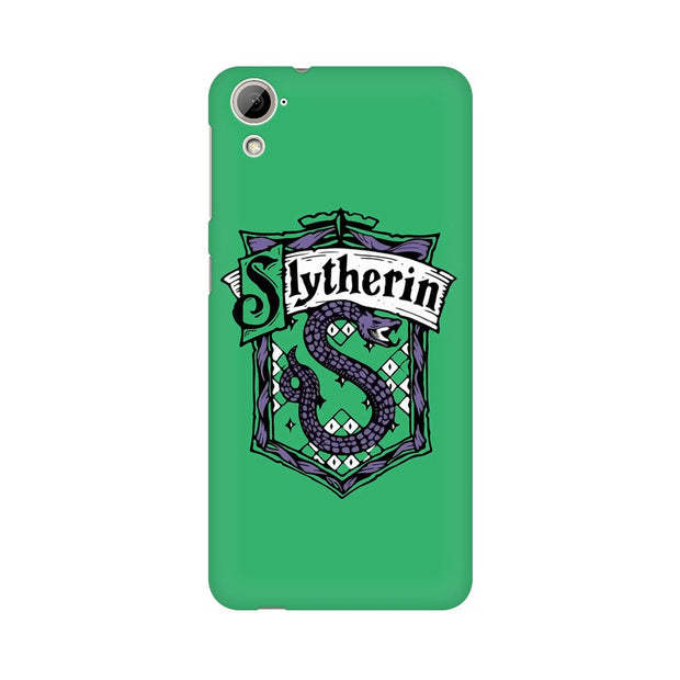 HTC Desire 820 Slytherin House Crest Harry Potter Phone Cover & Case
