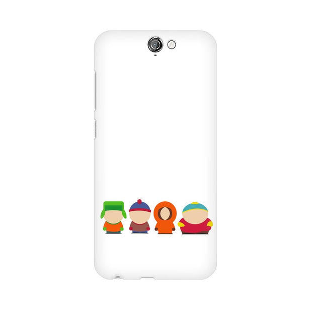HTC One A9 South Park Minimal Phone Cover & Case