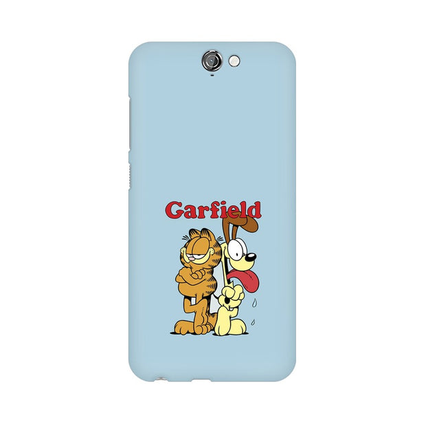 HTC One A9 Garfield & Odie Phone Cover & Case