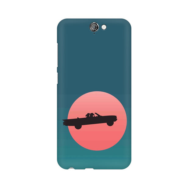 HTC One A9 Thelma & Louise Movie Minimal Phone Cover & Case