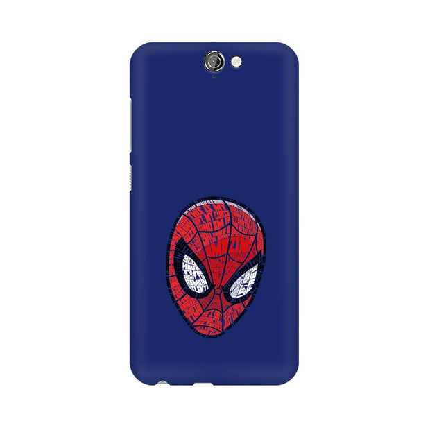 HTC One A9 Spider Man Graphic Fan Art Phone Cover & Case
