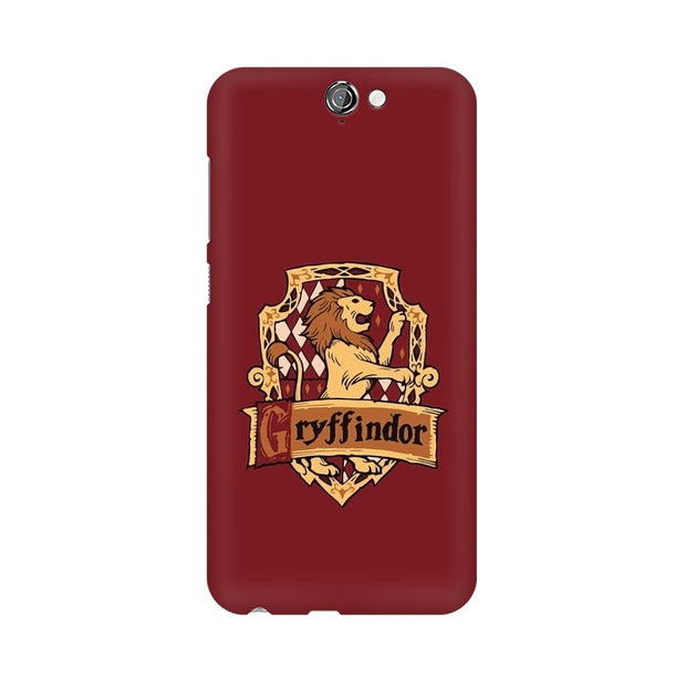 HTC One A9 Gryffindor House Crest Harry Potter Phone Cover & Case