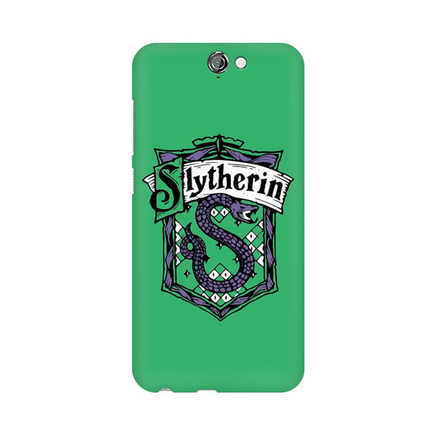 HTC One A9 Slytherin House Crest Harry Potter Phone Cover & Case
