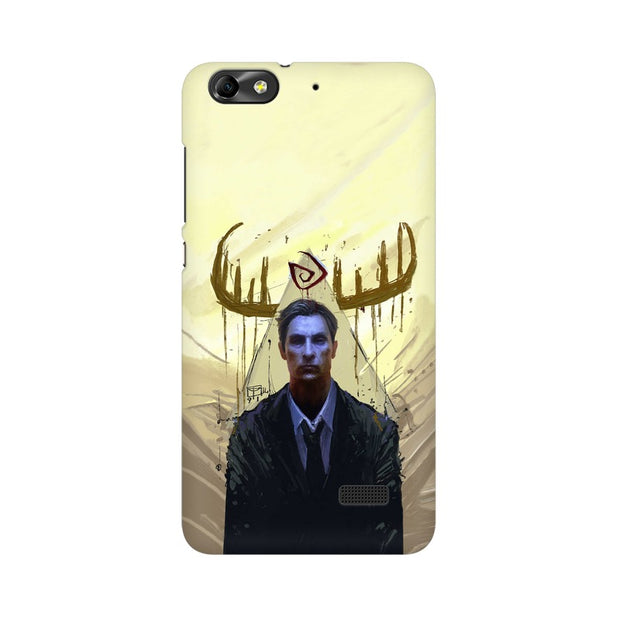 Huawei Honor 4C True Detective Rustin Fan Art Phone Cover & Case