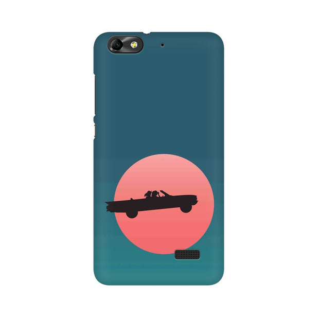 Huawei Honor 4C Thelma & Louise Movie Minimal Phone Cover & Case