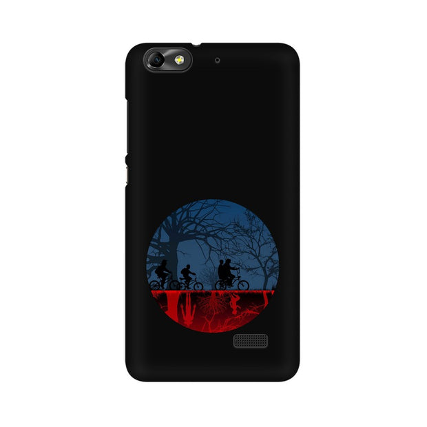 Huawei Honor 4C Stranger Things Fan Art Phone Cover & Case