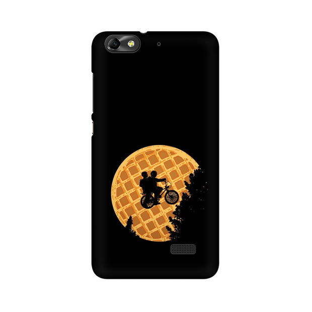 Huawei Honor 4C Stranger Things Pancake Minimal Phone Cover & Case