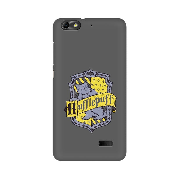 Huawei Honor 4C Hufflepuff House Crest Harry Potter Phone Cover & Case