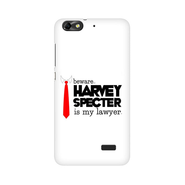 Huawei Honor 4C Harvey Spectre Is My Lawyer Suits Phone Cover & Case