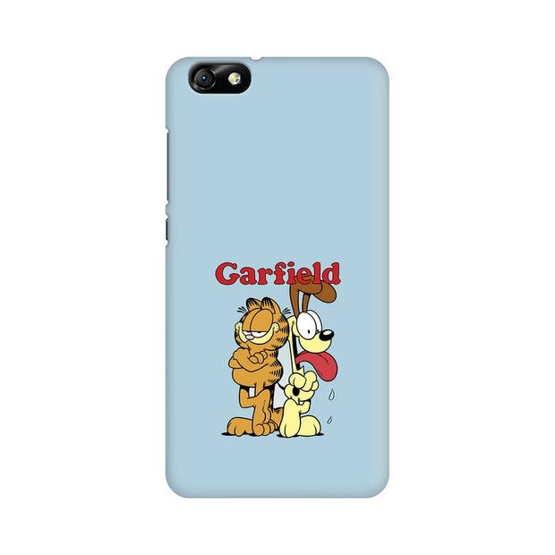 Huawei Honor 4X Garfield & Odie Phone Cover & Case