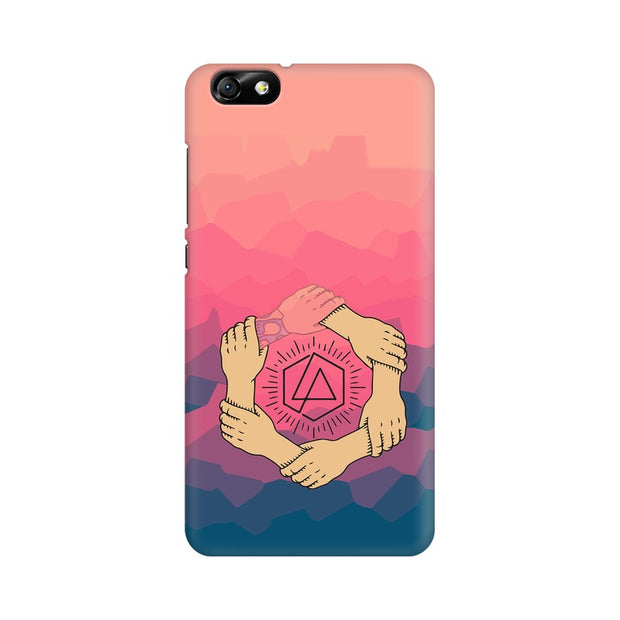 Huawei Honor 4X Linkin Park Logo Chester Tribute Phone Cover & Case