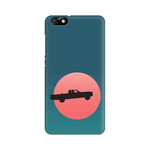 Huawei Honor 4X Thelma & Louise Movie Minimal Phone Cover & Case