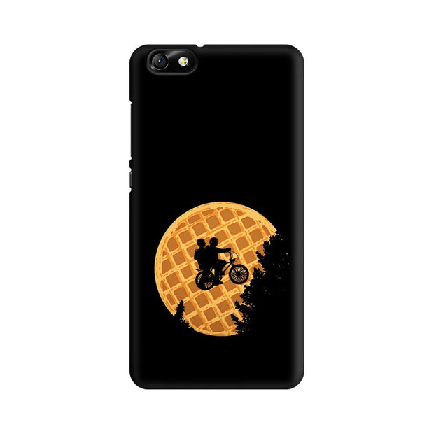 Huawei Honor 4X Stranger Things Pancake Minimal Phone Cover & Case