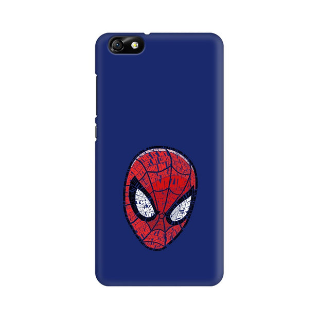 Huawei Honor 4X Spider Man Graphic Fan Art Phone Cover & Case