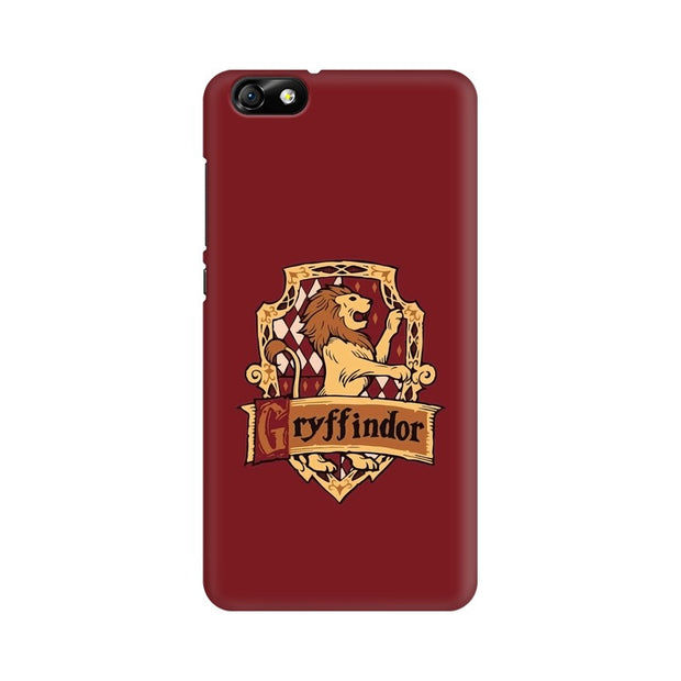 Huawei Honor 4X Gryffindor House Crest Harry Potter Phone Cover & Case