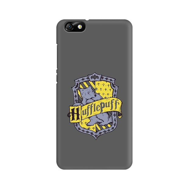 Huawei Honor 4X Hufflepuff House Crest Harry Potter Phone Cover & Case