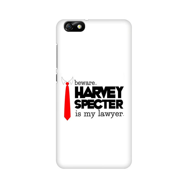 Huawei Honor 4X Harvey Spectre Is My Lawyer Suits Phone Cover & Case