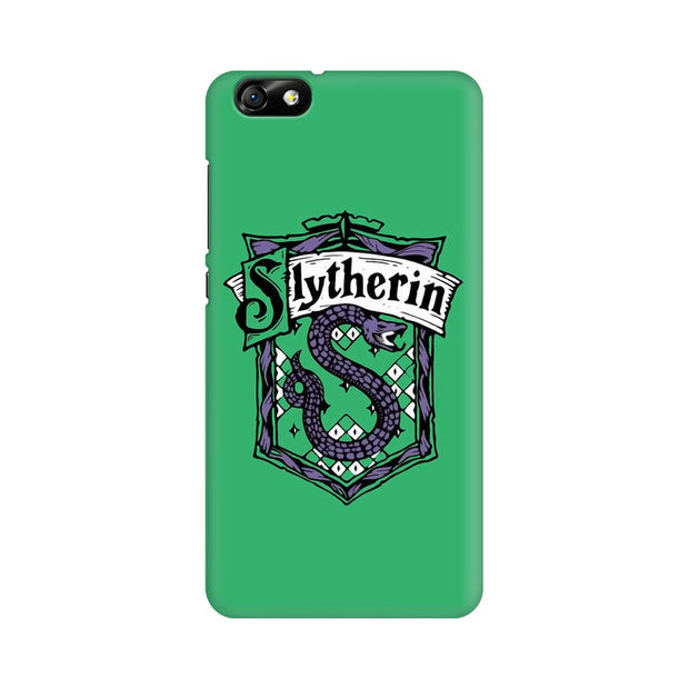Huawei Honor 4X Slytherin House Crest Harry Potter Phone Cover & Case