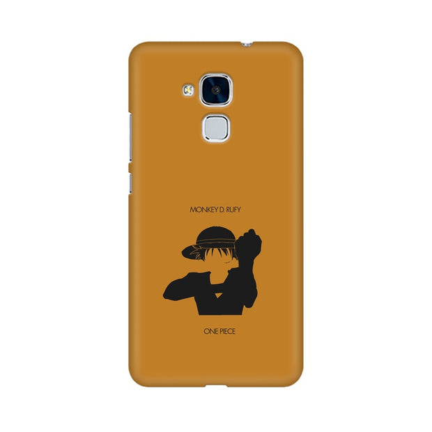 Huawei Honor 5c Monkey D Luffy One Piece Minimal Phone Cover & Case