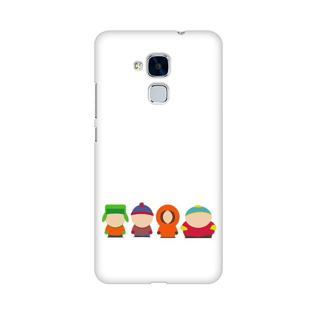 Huawei Honor 5c South Park Minimal Phone Cover & Case