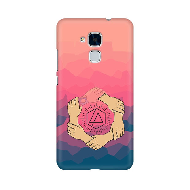Huawei Honor 5c Linkin Park Logo Chester Tribute Phone Cover & Case