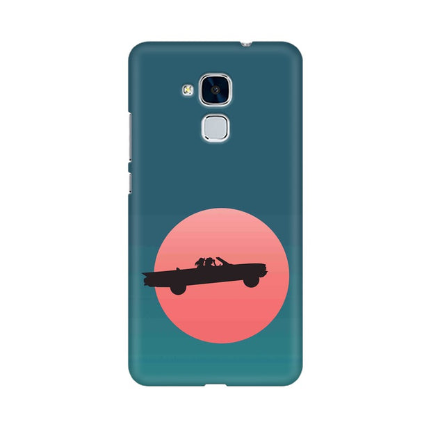 Huawei Honor 5c Thelma & Louise Movie Minimal Phone Cover & Case