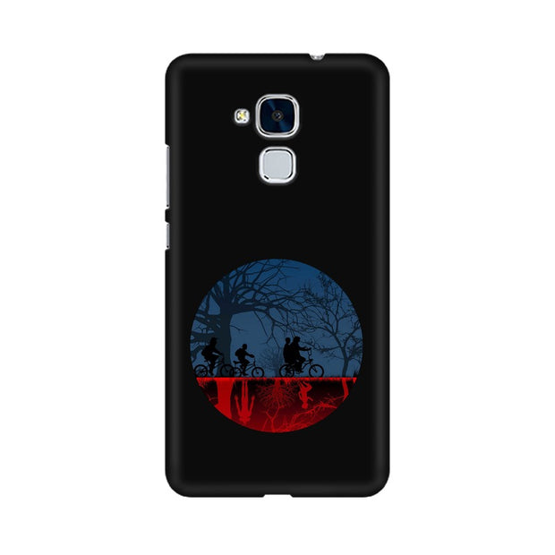 Huawei Honor 5c Stranger Things Fan Art Phone Cover & Case