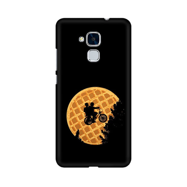 Huawei Honor 5c Stranger Things Pancake Minimal Phone Cover & Case