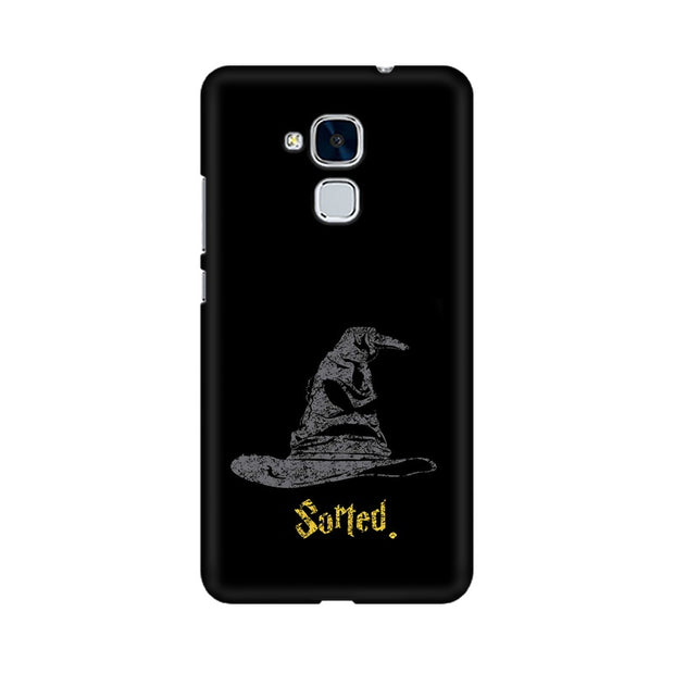 Huawei Honor 5c Sorting Hat Harry Potter Phone Cover & Case