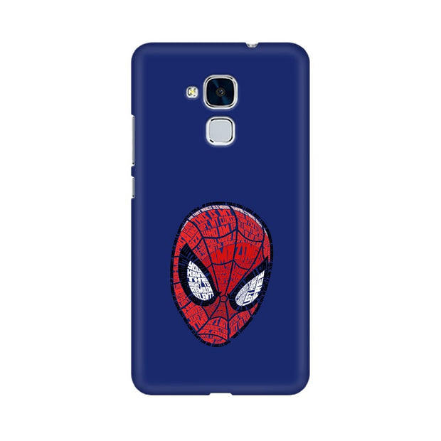 Huawei Honor 5c Spider Man Graphic Fan Art Phone Cover & Case